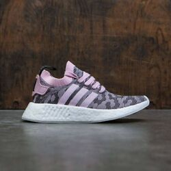 New Womens Adidas Nmd_r2 Pk Sneakers By9521-shoes-multiple Sizes