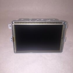 Jaguar F-type Navigation Display Screen Monitor 2014 2015 2016 Oem