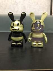 Super Rare Disney Oswald Binalation World Limited Item 2pieces Set From Jp