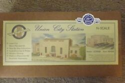 N Scale Union City Station By N Scale Architect 10900