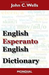 English - Esperanto - English Dictionary by John C. Wells (2010 Paperback)