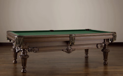 Mendocino Pool Table 8' by American Heritage Mojave Finish w FREE Shipping