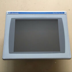 1pcs Used 100 Test Ab Touch Screen 2711p-t12c6a1 2711p-rn6 By Dhl Or Ems