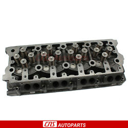 For 08-10 Ford F-250 F-350 F-450 F-550 6.4 Powerstroke Diesel Bare Cylinder Head