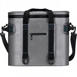 Soft Cooler Best Mens Insulated Sided Beach Bag Camping Lunch Family Heavy Duty