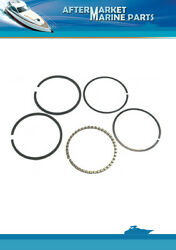 Piston Ring Set Made For Mercruiser Replaces Part 39-75609