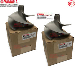 Yamaha Oem Twin Impeller Kit Rh And Lh Port Starboard 2006 Sx230 Ar230 Ar Sx 230