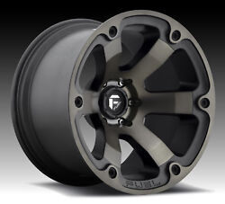 CPP Fuel Off Road D564 Beast wheels 20x12 fits: FORD F250 F350 1998-OLDER