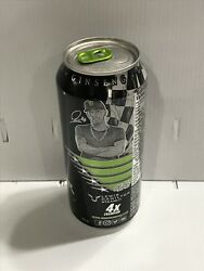 Monster Energy Drink Lewis Hamilton Can. One Full Single Can. Has Dents