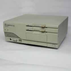 Japan Personal Computer Windows Pc-9801fa2 From Japan Free Shipping