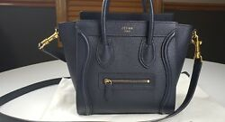 CELINE Nano Luggage Bag Excellent Condition