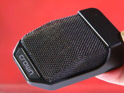 AKG  Crown PCC130 Compact Boundary Microphone TA3M - Meetings Stage Music