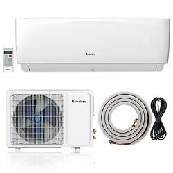 Klimaire 18000 BTU 20 SEER HYPERHEAT Mini Split Inverter Heat WiFi 230V 15FT KIT
