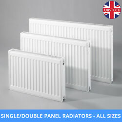 Compact Convector Radiator White Type 11 21 22 Panel Central Heating All Sizes