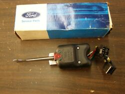 Nos Oem Ford 1970 1981 Large Truck Turn Signal Switch 1971 1972 1973 1974 1975 +