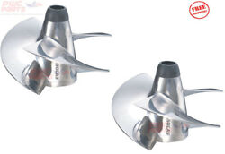 Yamaha Solas Twin Impeller Kit Rh And Lh / Port Starboard 1997-1998 Exciter 220