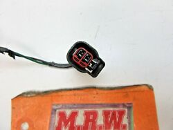WIRE PLUG CONNECTOR PIGTAIL OFF AC AC COMPRESSOR 3.5L ENGINE AIR CONDITIONING
