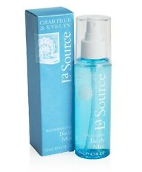 Crabtree And Evelyn La Source Body Mist New In Box 4oz