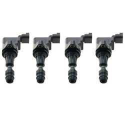 4pc Ubu337 For Quality Ignition Coils Uf491 Chevy Gmc Saab Buick 2.0l 2.2l 2.4l