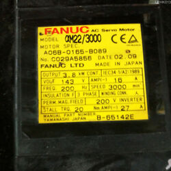 A06b-0165-b089 Used 100 Test By Dhl Or Ems