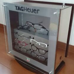 Tag Heuer Glasses Sunglasses Stand Not For Sale Rare From Japan Free Shipping