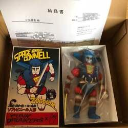 Punk Drunkers Space Night Cornell Soft Vinyl Doll From Japan Free Shipping