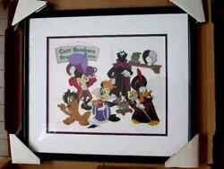 Disney Mickey Minnie 5 Careplay Village's Cosplay Cell Picture Vintage Rare F/s