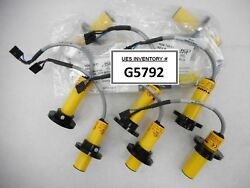 Turck Fcs-k20-apx8 Air Flow Monitor Asm 1026-745-01 Lot Of 8 Used