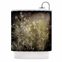 East Urban Home 'Wild Darkness' Photography Shower Curtain