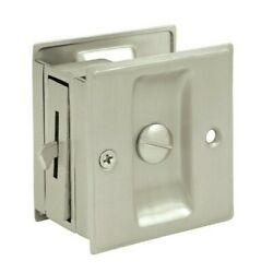 Deltana Privacy Pocket Lock