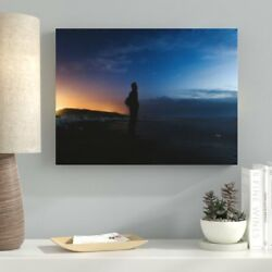 Ebern Designs 'Meditation and Calming (59)' Photographic Print on Canvas