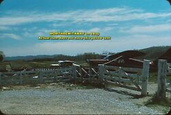1950s 35mm Slide Private Airplanes Airport Ohio Oh