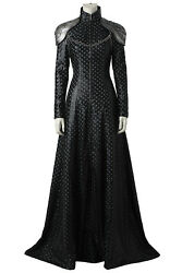 Game Of Thrones 7 Cosplay Cersei Lannister Full Set Cosplay Costume Halloween