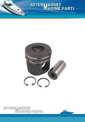 Piston Std Made For Volvo Penta D4 And D6 Engines Replaces21728415 3842771