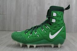32 Nike Zoom Force Savage Elite Td Football Cleats Green Menand039s 9.5 12 857063 313