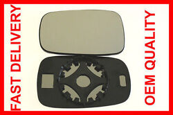 Renault Megan Mk2 Convertible 02-08 Wing Mirror Glass Convex Right Or Left