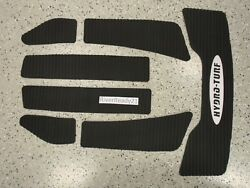 Seadoo Hydro-turf Traction Mats For Hx Black Ht87 1995-1997 Blk In Stock Rts