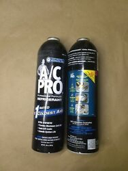 AC PRO ACP-100 Pro Formula R-134a Ultra Synthetic Air Conditioning Refrigerant