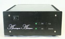AC Speed Controller for Turntables by Analogue Artisan