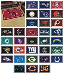Nfl - Rug Football Team Logo 4and039 X 6and039