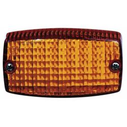Peterson Manufacturing V306a Surface-mount Rear Turn Signal Light Amber