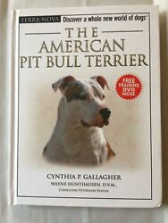 The American Pit Bull Terrier by Cynthia P. Gallagher Hardcover