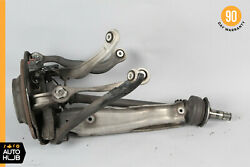 07-13 Mercedes W221 S450 S550 CL550 Rear Right Spindle Knuckle Assembly Set OEM