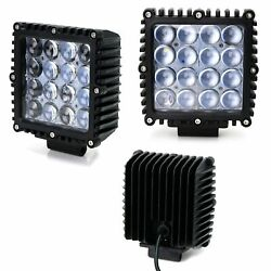 5-inch 4d Projector Off-road Led Fog Driving Lights For Chevy Dodge Ford Trucks