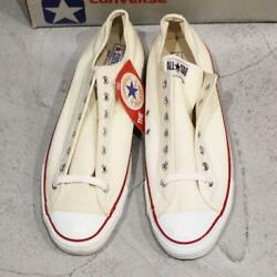 Converse Sneakers Shoes All Star 80's Made In Usa Mens Vintage Rare From Japan