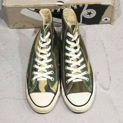 Converse Men Sneakers Shoes All Star 90's Made In Usa 26cm 7.5 Casual Wear Japan