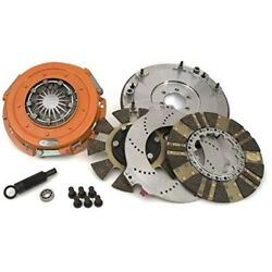 Centerforce 04614860 Dyad Drive System Clutch And Flywheel Kit For 64-79 Pontiac