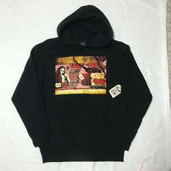 Super Rare Obey Cope 2 Hoodie Pullover Collabrated Black Men Fashion M Japan F/s