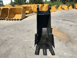 New 18 Heavy Duty Excavator Bucket For A Case Cx130 W/ Coupler Pins