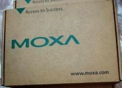 New Moxa Eds-308-s-sc-80 Free Ship Dhl Or Ems